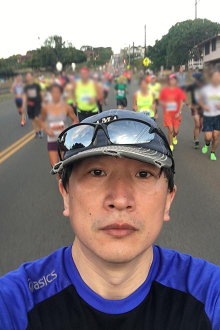 フルマラソンの厳しさ