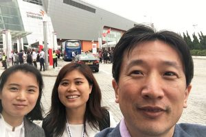 香港展示会の見学と深セン訪問
