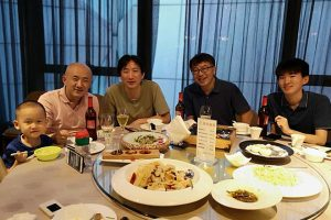 夏休暇 in 中国西南地方の旅