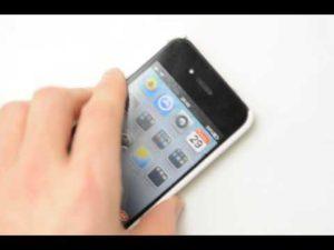 iPhoneハードケースの着脱方法