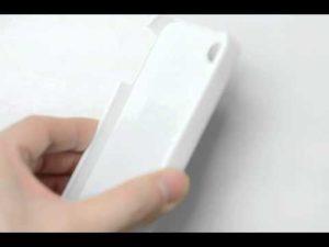 iPhoneハードケースの質感紹介