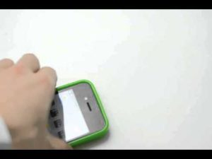 TPU製のiPhoneケースを装着して落としてみた